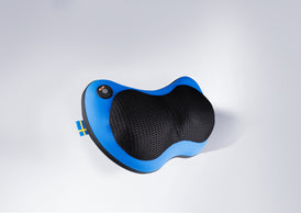 Massage pillow - Flowpillow Blue/Black