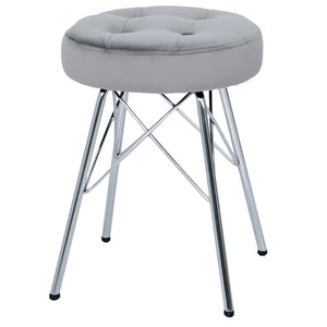 Cairo Tufted Bar Stool - (available in multiple colours)