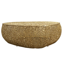 Emaii Large Round Coffee Table