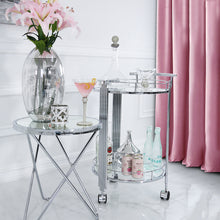 Silver Empire Drinks Trolley
