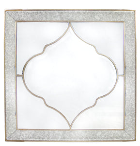 Casablanca Antique Wall Mirror