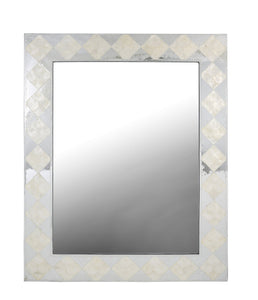 Diamond Decorative Wall Mirror