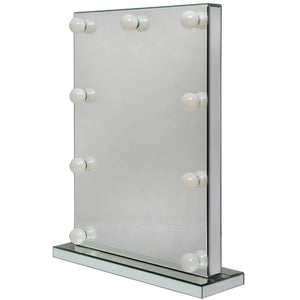 Norman Mirror Broadway 9 Light Vanity Mirror