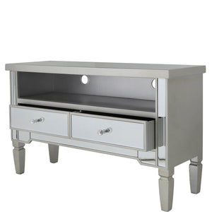 Olympia Mirrored Entertainment Unit