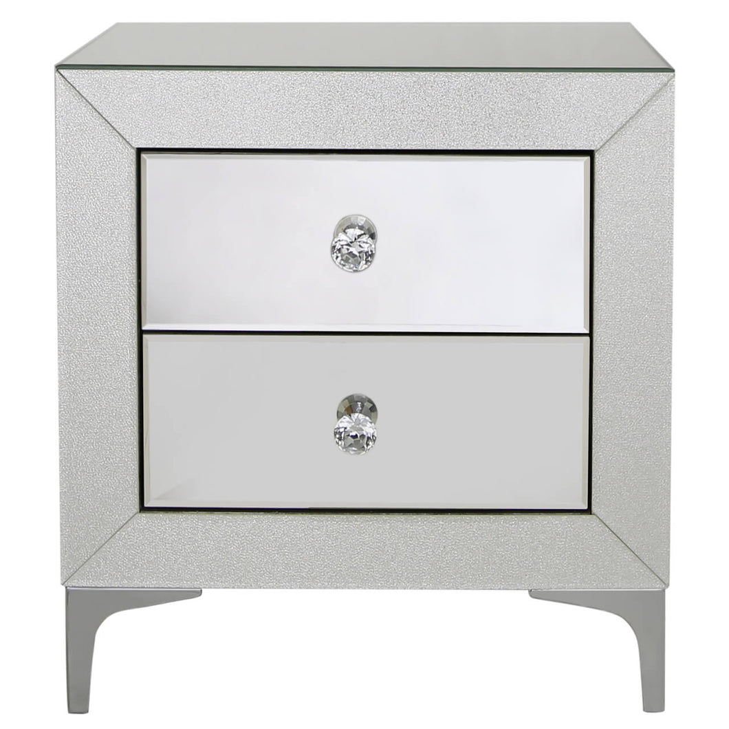 The Sparkle Bed Side Cabinet