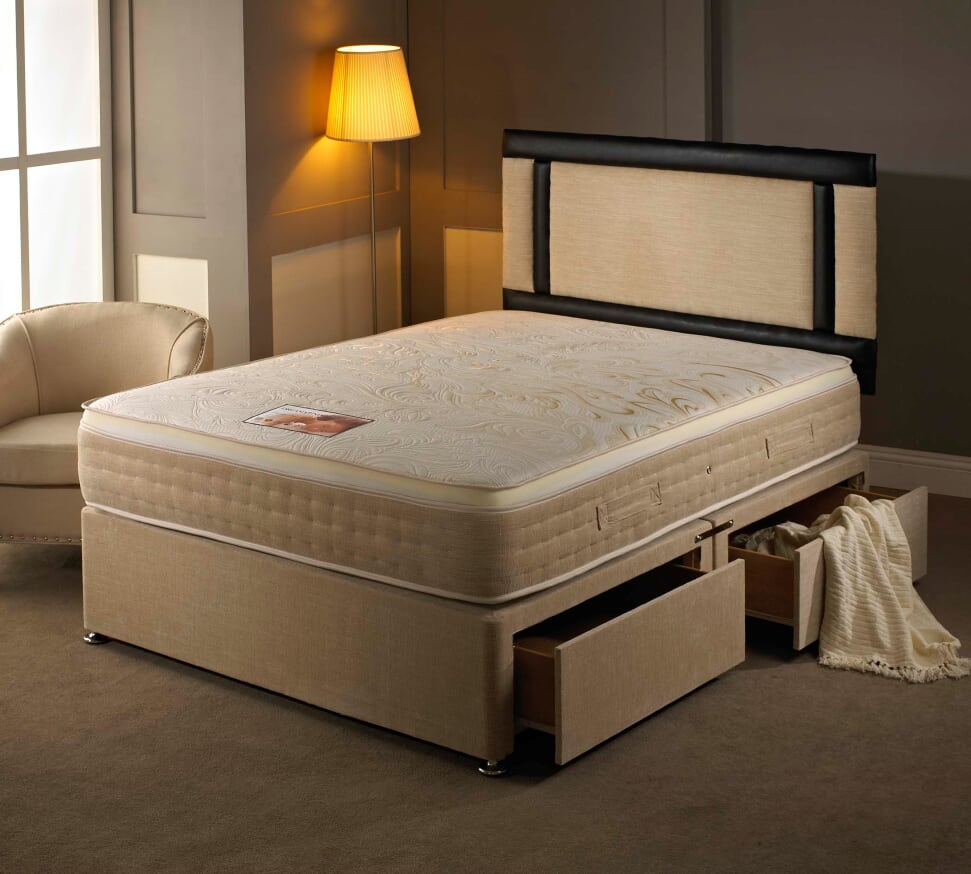 President 1500 Pocket Bed