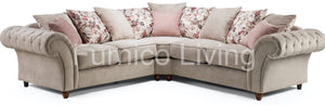 Roma Chesterfield Sofa Suite