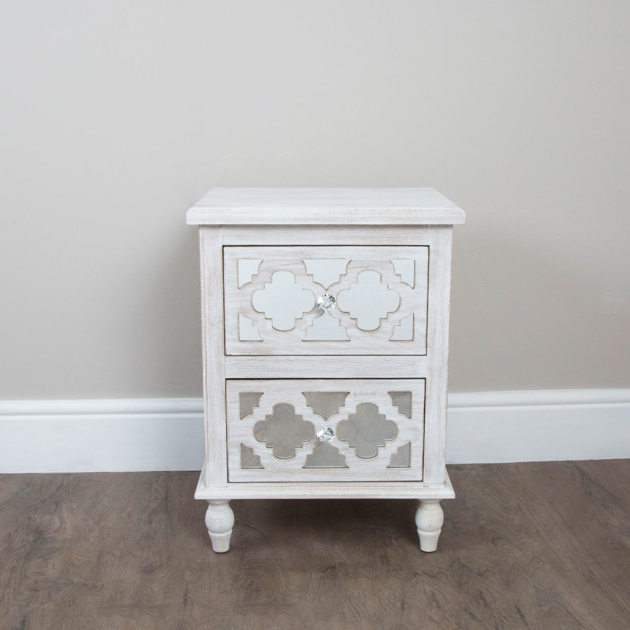 The Harvey Beach Bedside Cabinet