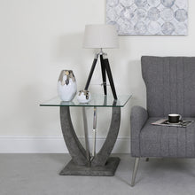 West Grey End Table