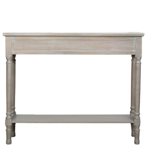 Danna Taupe 3 Drawer Table (Available in multiple sizes)