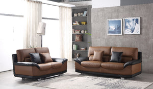 Matrix Leather Sofa Suite