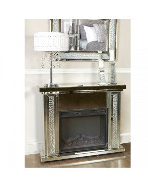 Milani Mirror Fire Surrounds