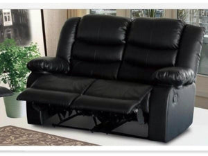 Navona Leather Recliner Sofa
