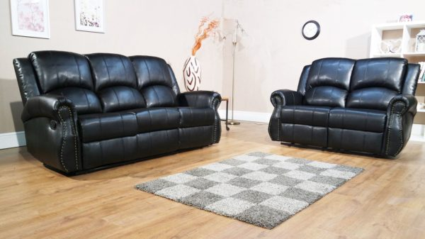 Linton 3+2 Seater Recliner Sofa