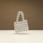 Crystal Sky Beaded Bag