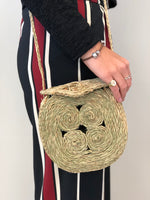Sara Square Basket Bag