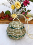 Small Emily Basket Bag