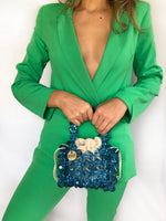 Crystal Water Beaded Bag