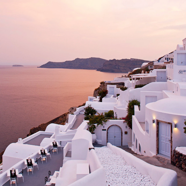 Greek getaways and sweet cafés