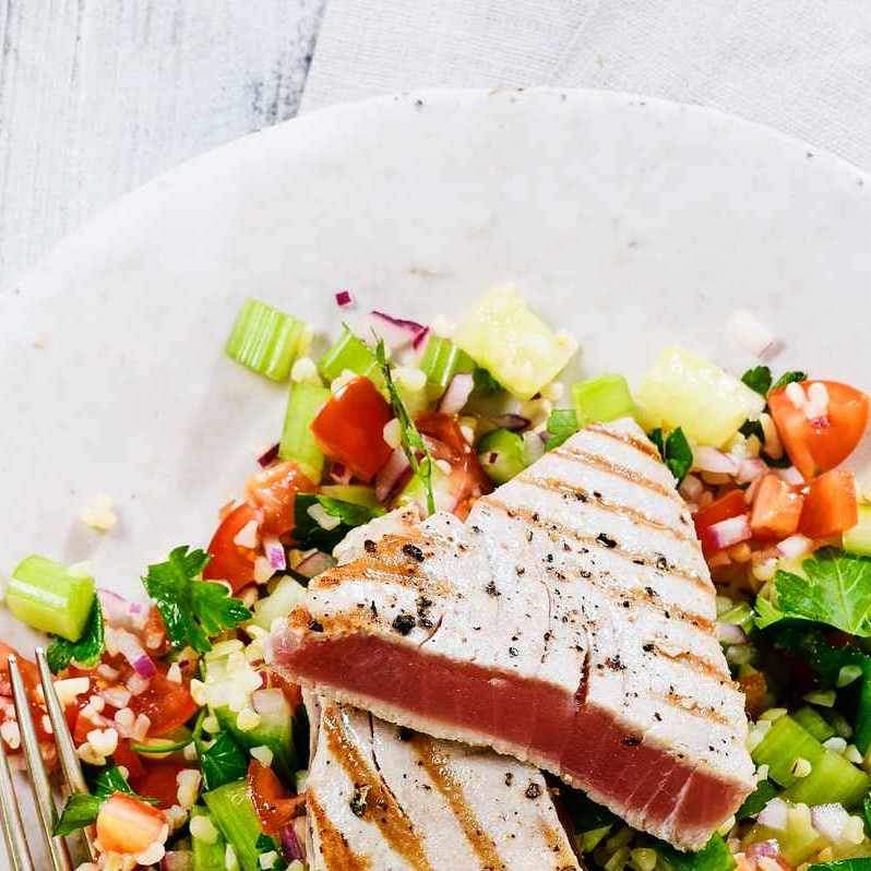 Confronting the sugar crisis and tasty tuna steaks