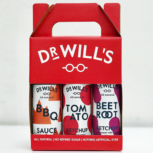 --Dr Will's Gift Set--