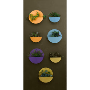How to use our Wall Mounted Planters