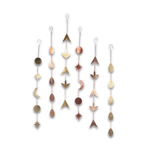 Mini Antique Look Decorative Metal Danglers 1 BHK Interiors