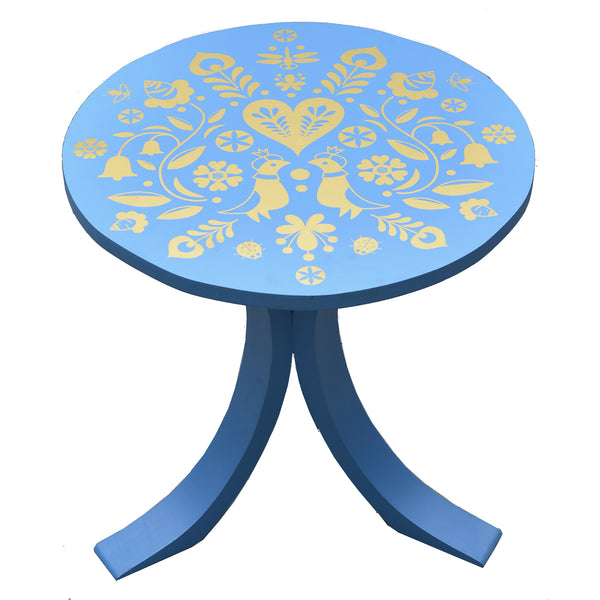 1 BHK x Studio Kohl Summertime Mini Table - Choose from 4 Colours