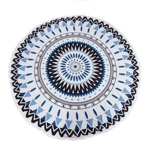 Tapestry Beach Mandala Towel Yoga Mat - Booster Theme Demo