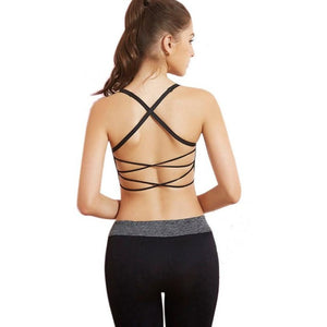 Seamless Yoga Bra - Booster Theme Demo