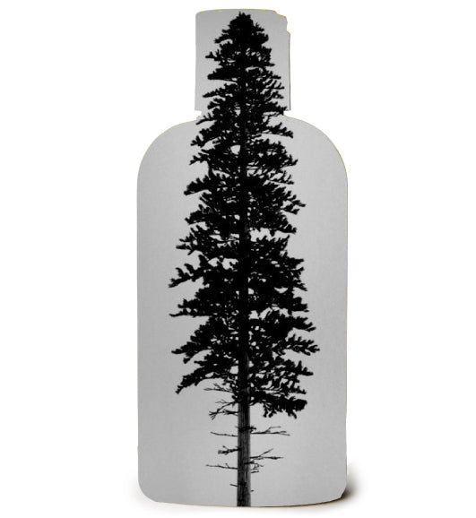 BLACK SPRUCE . HAIR WASH