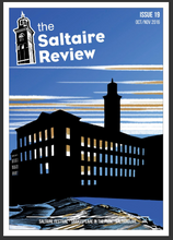 The cover of The Saltaire Review