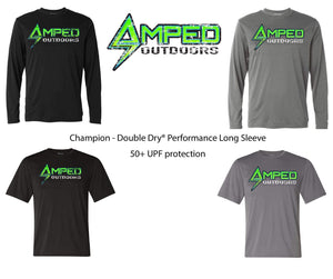 Performance 50+ UPF Shirts