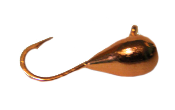 Copper Plated Tungsten Glow Jig