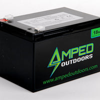 18Ah Lithium Battery (LiFePO4) - In Retail Stores!