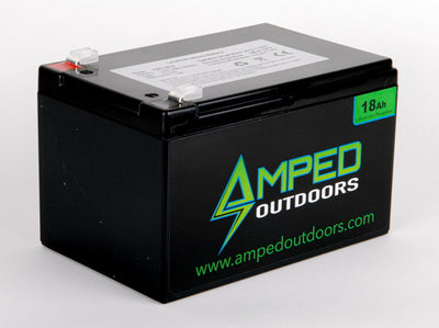 18Ah Lithium Battery (LiFePO4) - Presale! Shipping 4/16!