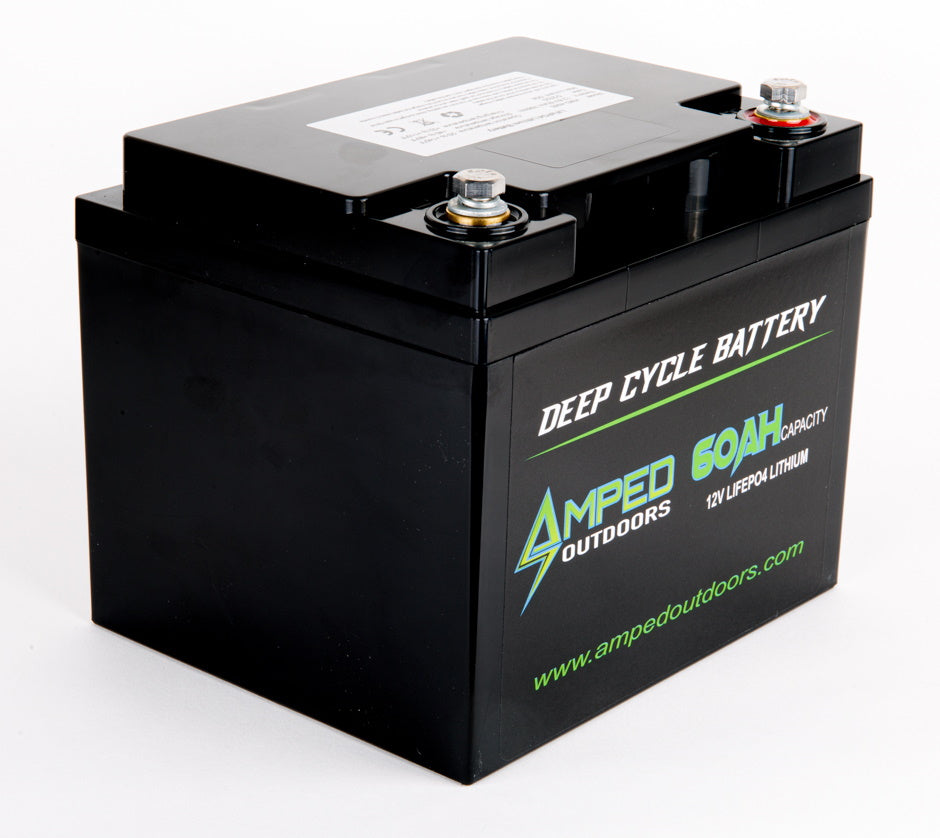 60Ah Lithium Battery (LiFePO4)