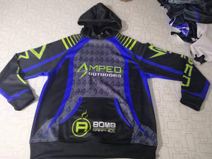Amped Outdoors Performance Hoodie