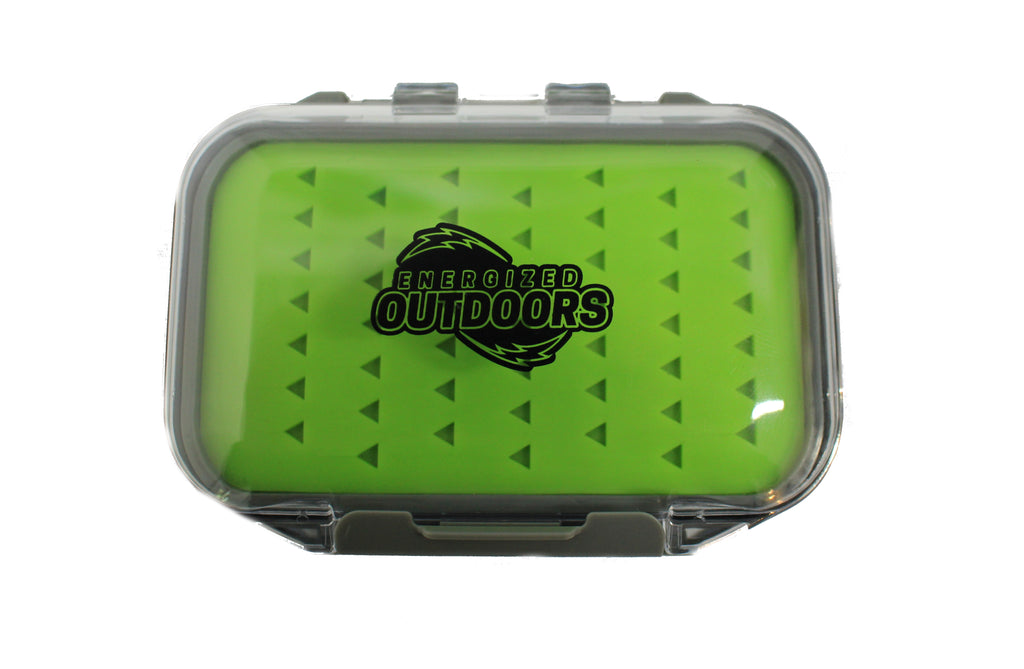 Waterproof Silicon Jig Box