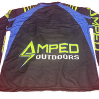 Amped Outdoors Performance Jersey