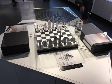 Skyline Chess in The Shard