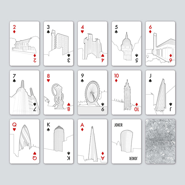 New York Playing Cards unusual gifts for men