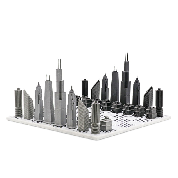Premium Metal Chicago Edition