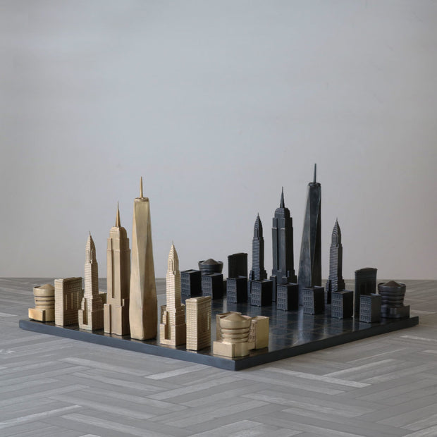 Luxury Solid Bronze New York Edition