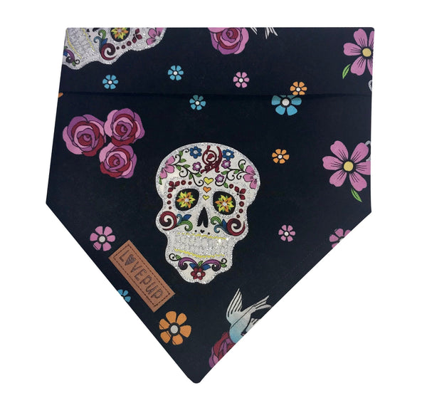Day Of The Dead Bandana