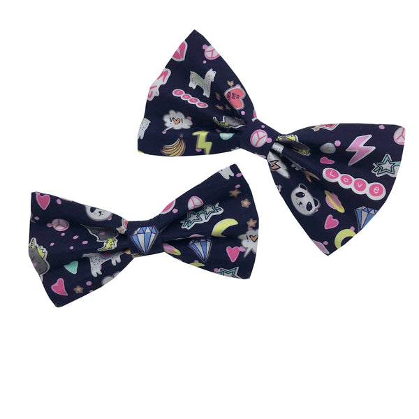 Good Vibes Bow Tie