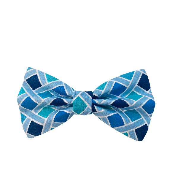 Got The Blues Bow Tie