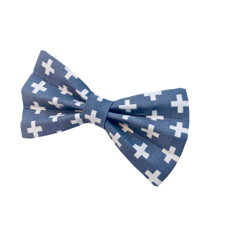 Swiss Cross Bow Tie
