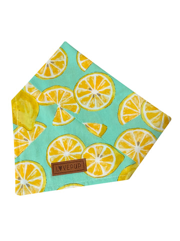 Lovely Lemon Bandana