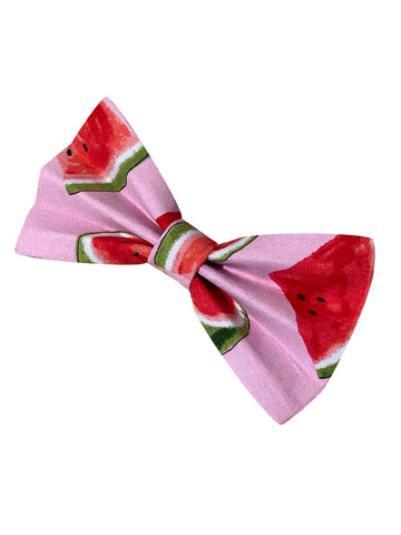 Wonderful Watermelon Bow Tie